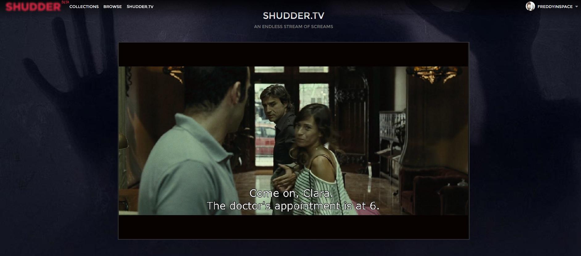 Shudder AMC