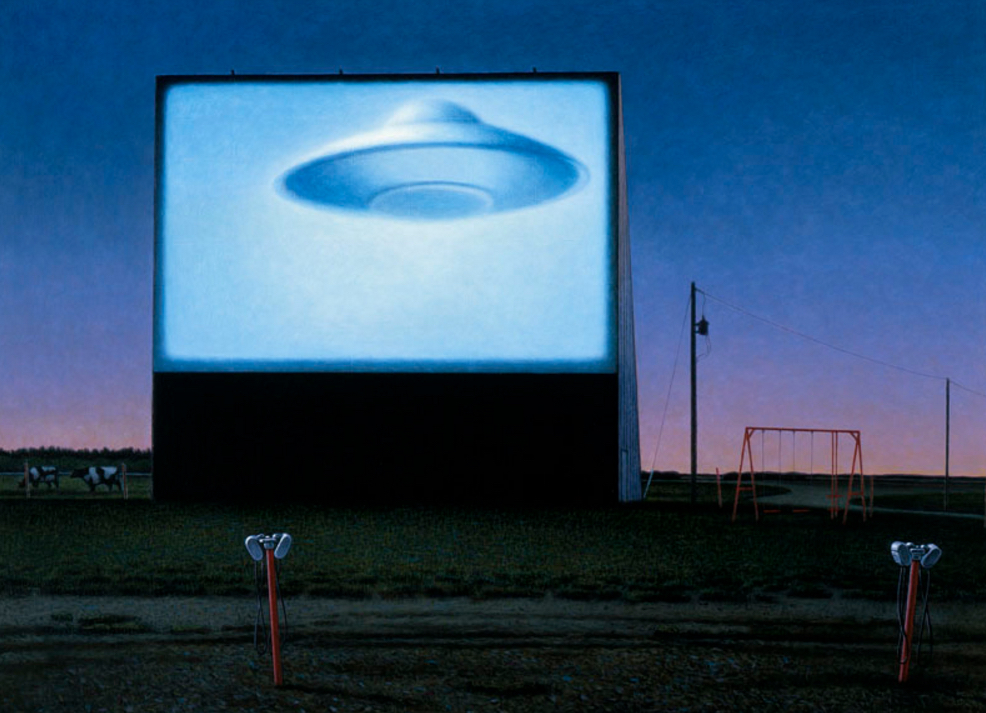 Sighting 2000 - Andrew Valko