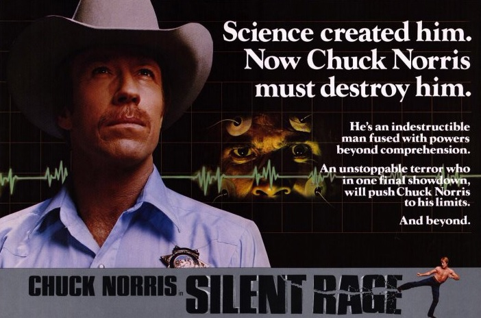 Chuck Norris slasher film