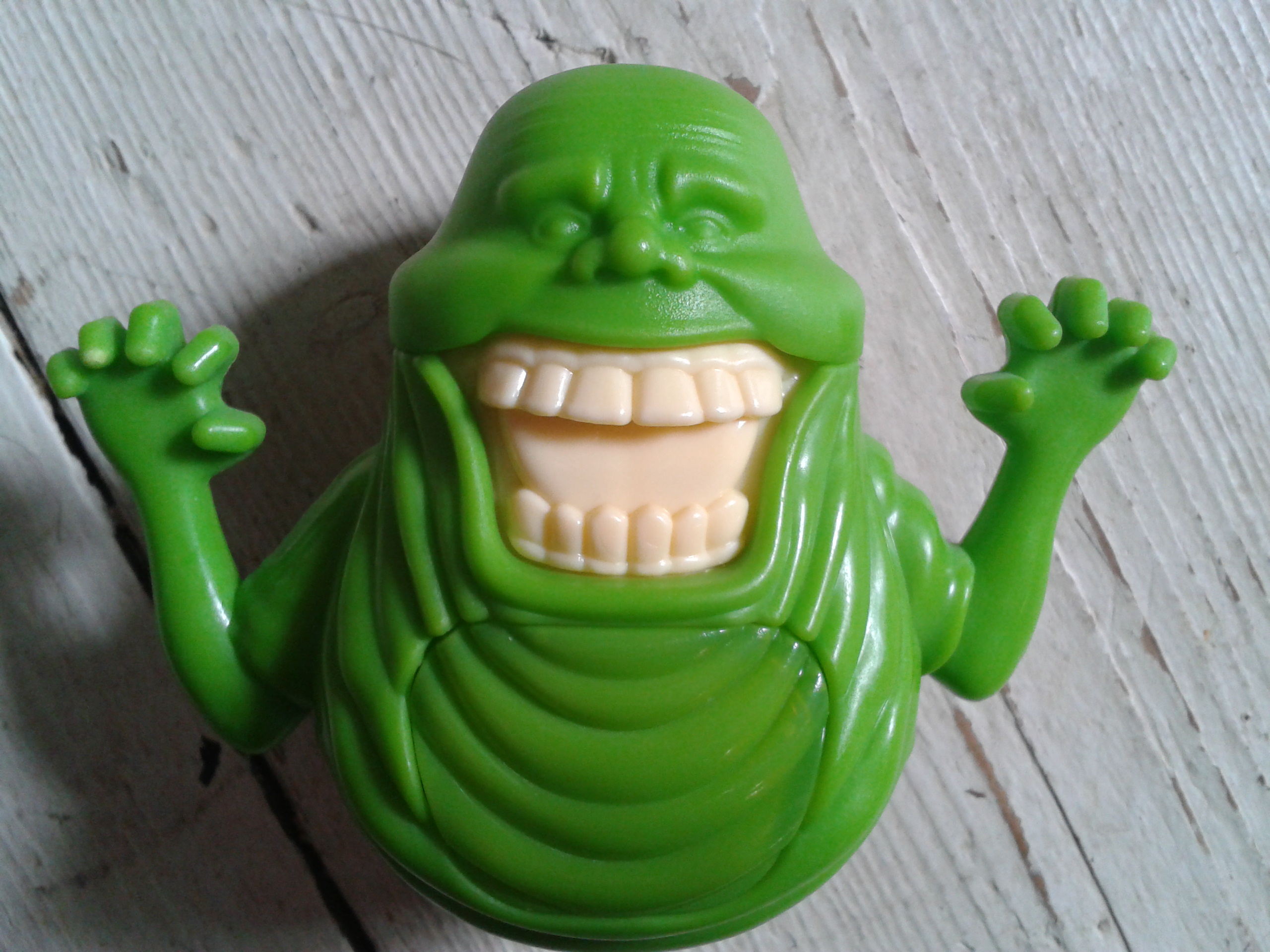 Slimer Candy Figure - Ghostbusters