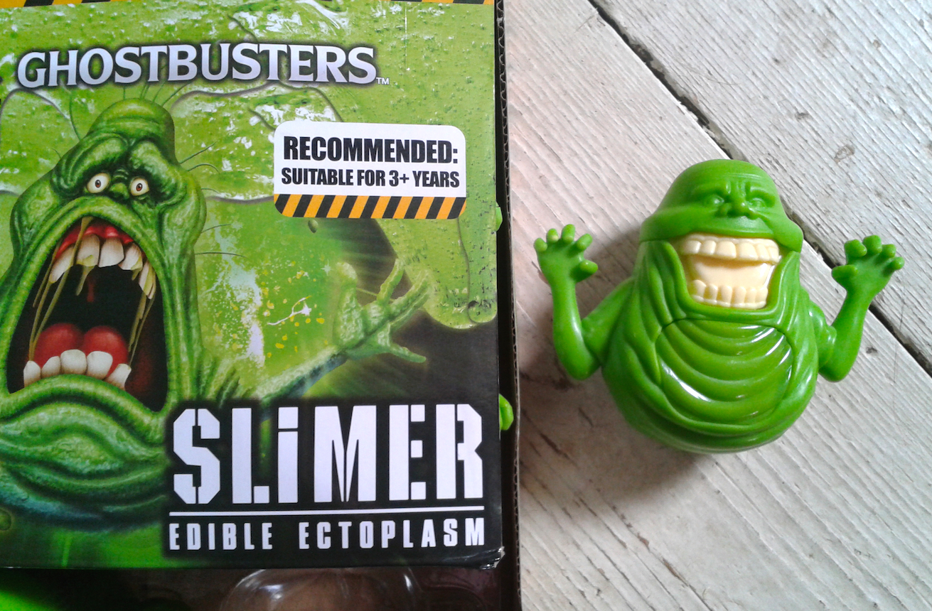Slimer Edible Ectoplasm Review
