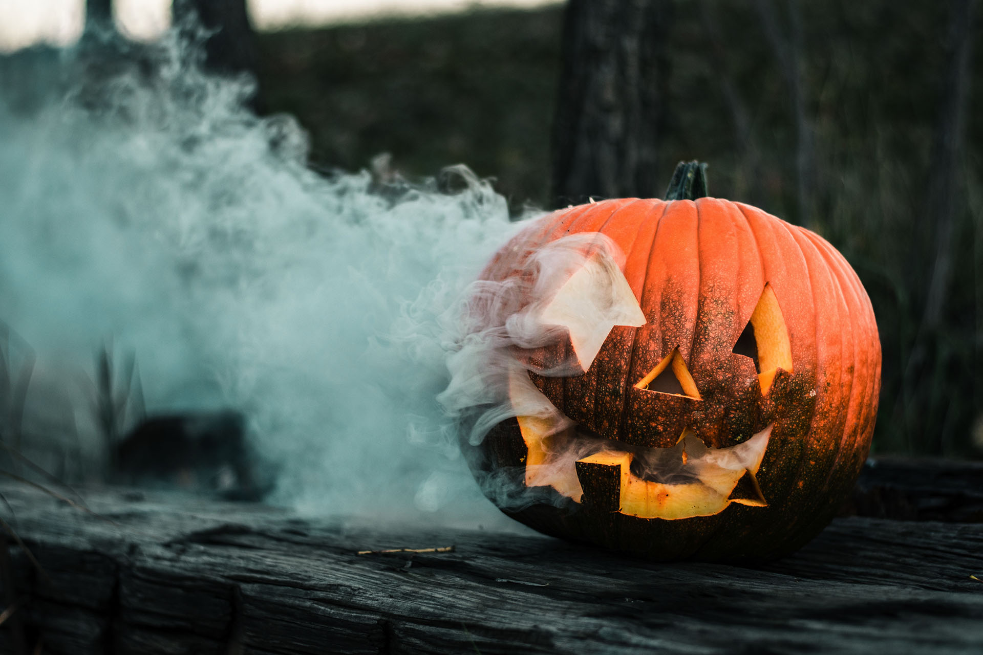 Smokey Pumpkin