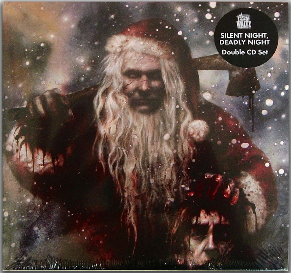 Silent Night Deadly Night score