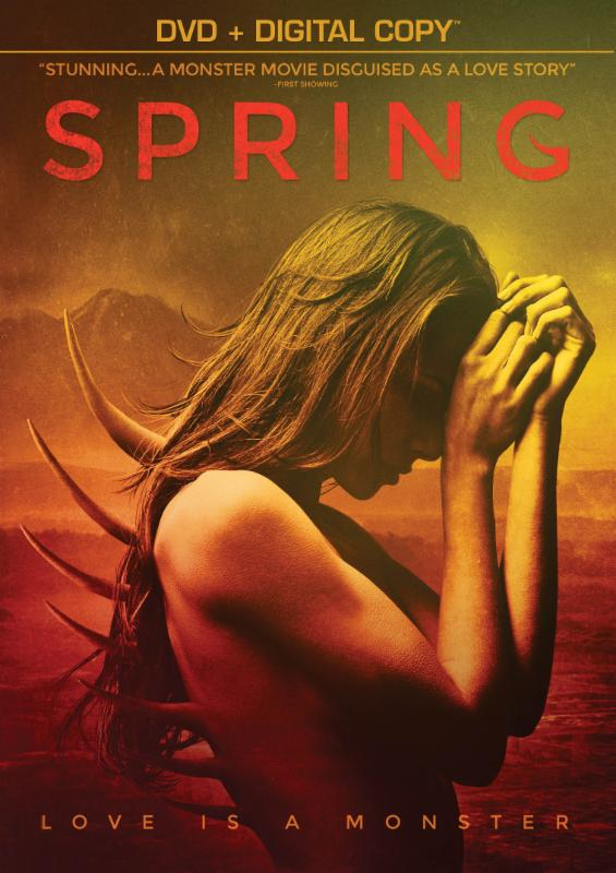 Spring Blu-ray