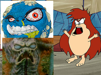 Squidbillies - Madballs - Seedpeople