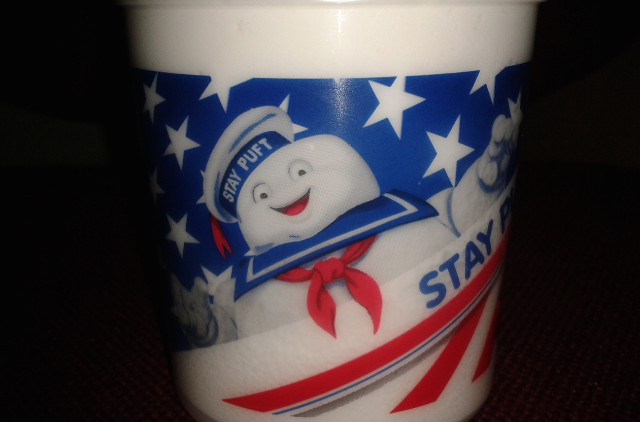 Stay Puft Spread Review - Halloween Love