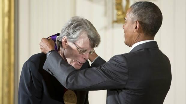 Stephen King medal