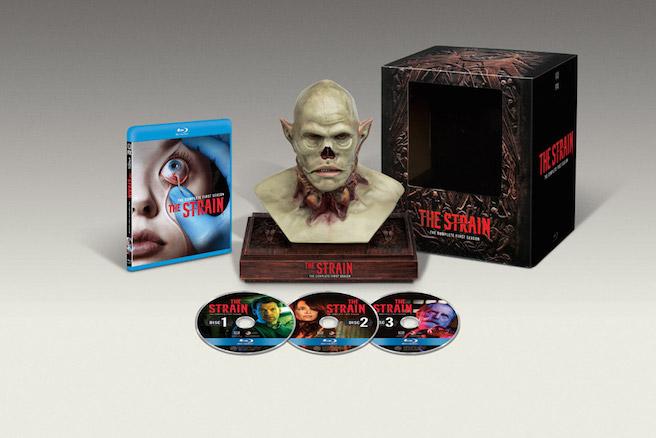 The Strain Blu-ray