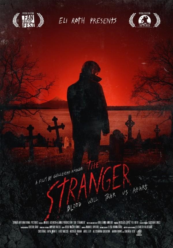 The Stranger Eli Roth