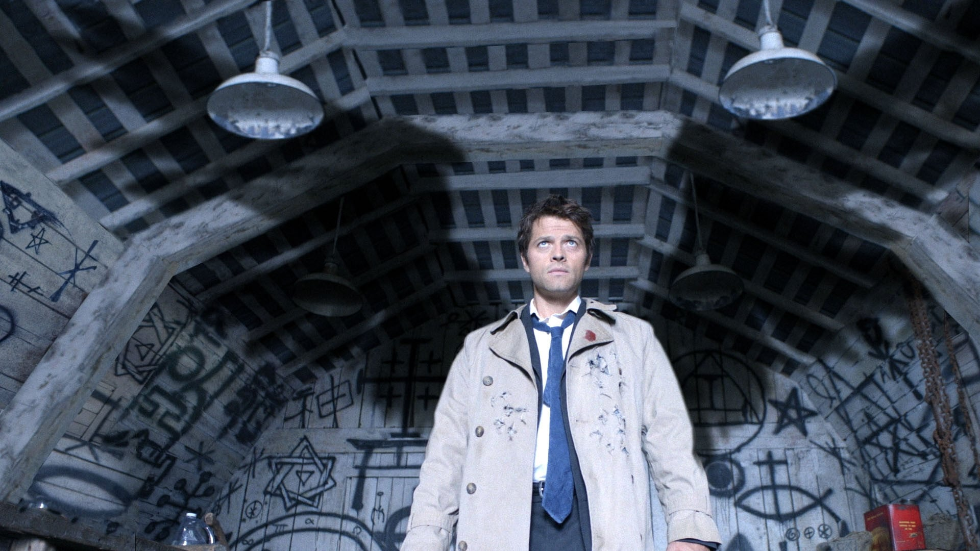 Supernatural — Castiel