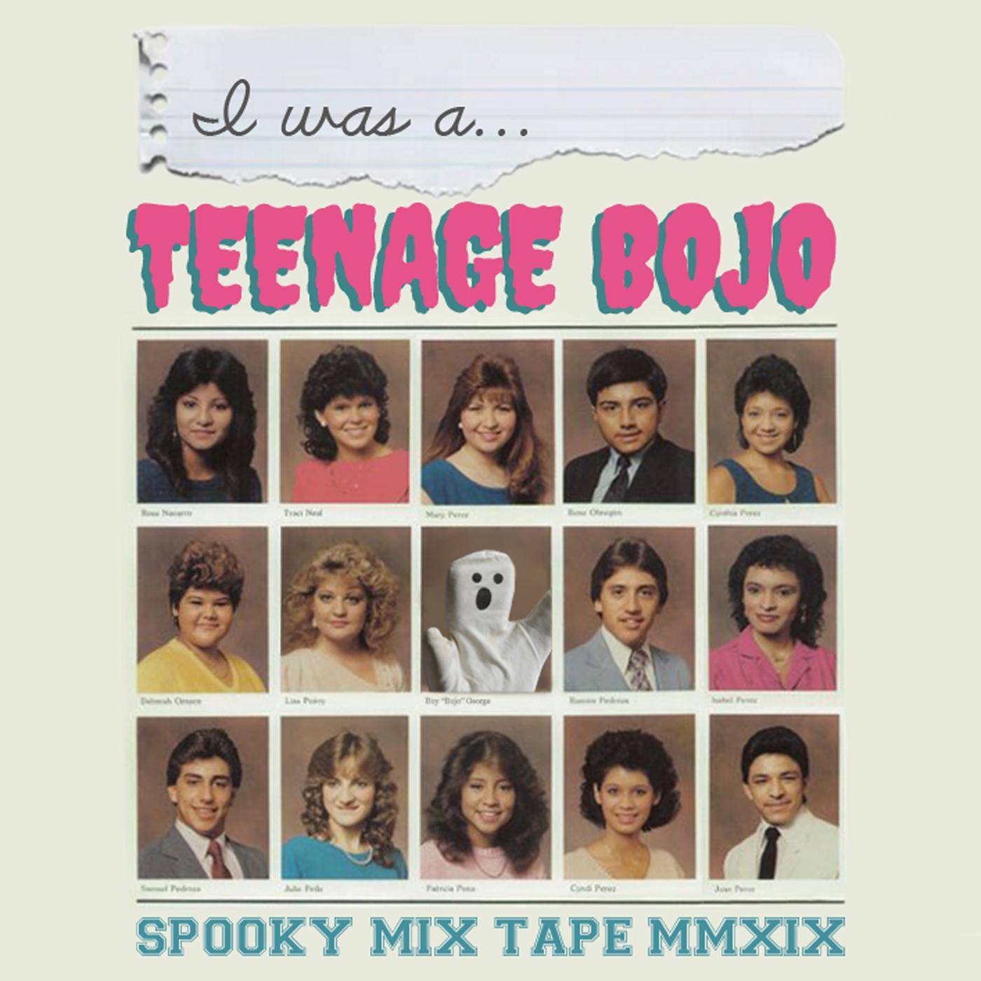 Teenage Bojo Cover