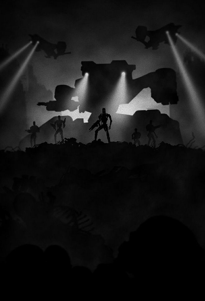 Alternative Art List - Terminator Marko Manev