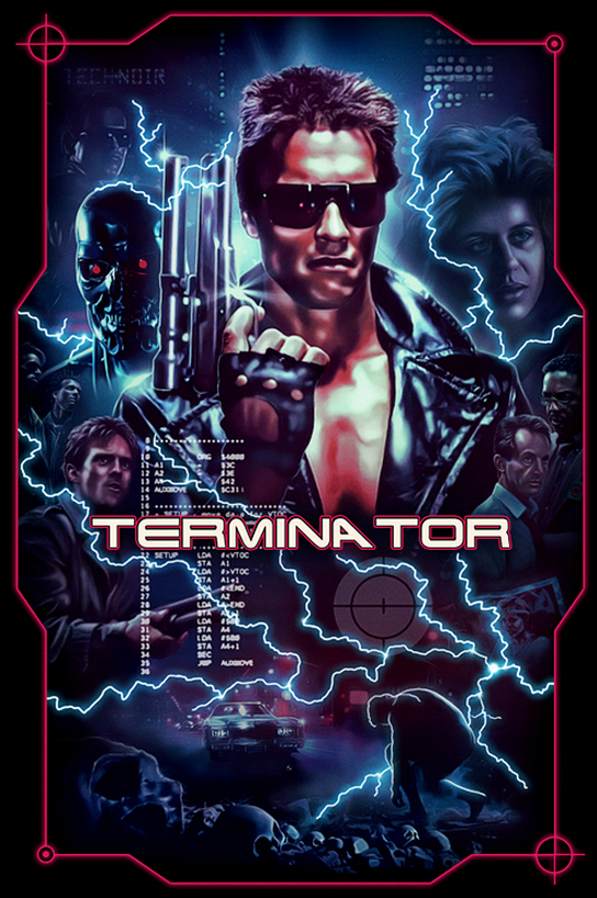 Alternative Art List : Terminator Ralf Krause