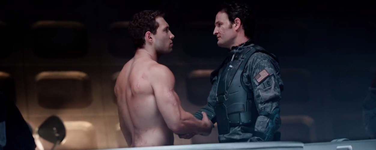 Terminator Genisys Kyle And John