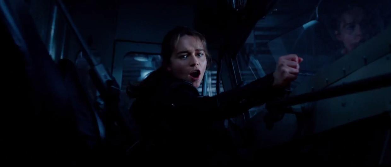 Terminator Genisys Tough Sarah