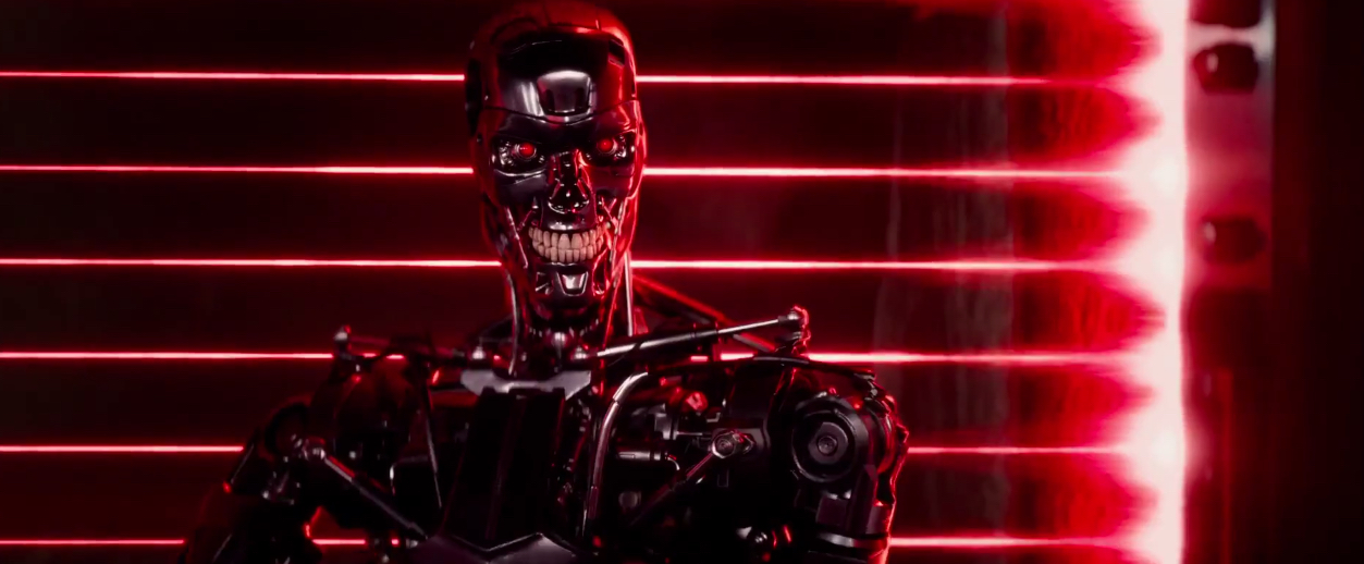 Terminator Genisys Trailer Review
