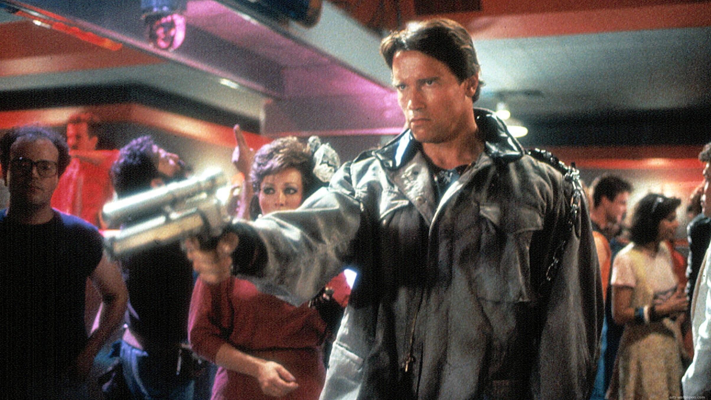 Terminator slasher movie