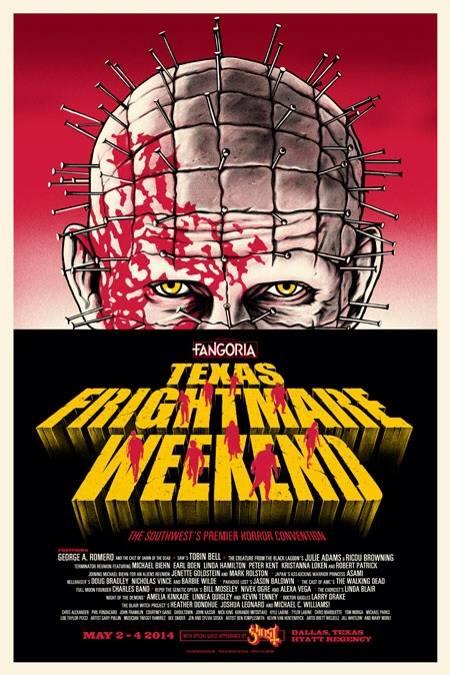 Texas Frightmare Weekend