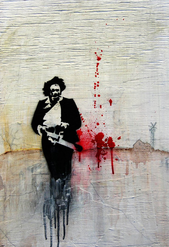 Alternative Art List : Texas Chainsaw hexxxer