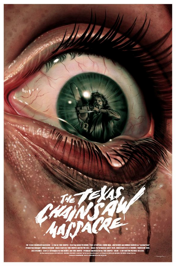 Alternative Art list : Texas Chainsaw Jason Edmiston