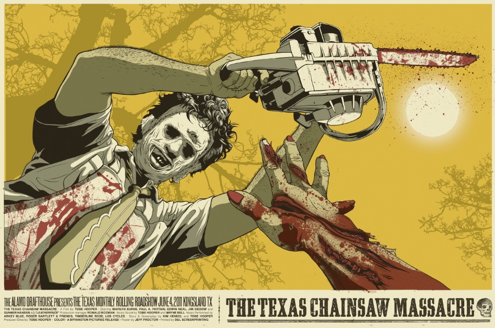 Alternative Art List : Texas Chainsaw Jeff Proctor