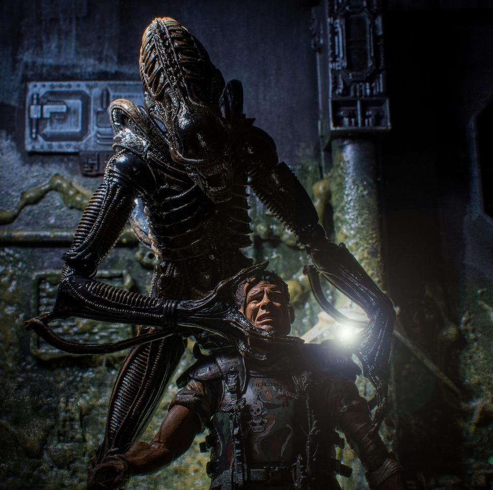 Tharkon Aliens