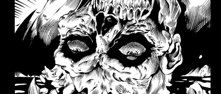 The Dead: Omnibus - Interior Artwork 2