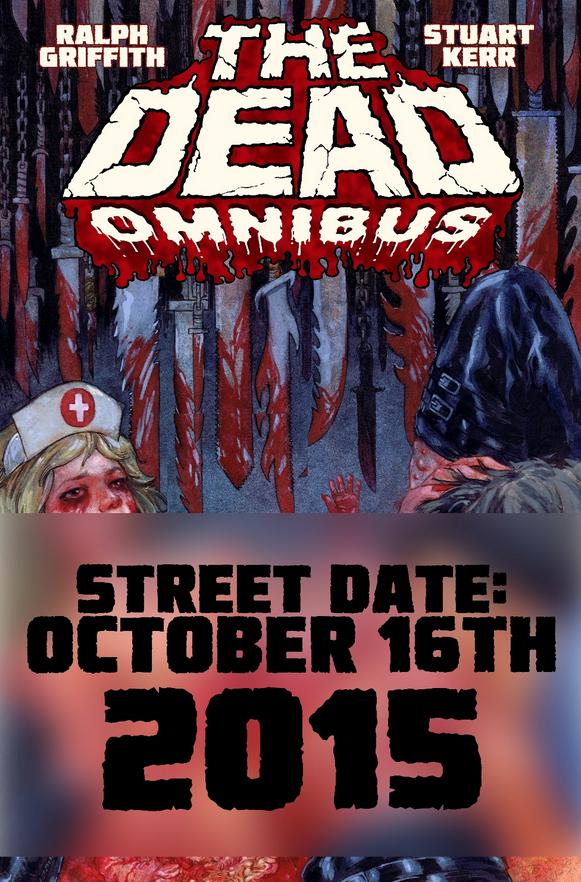 The Dead: Omnibus Cover Art