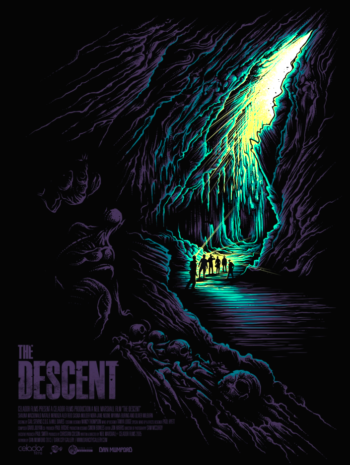 Alternative Art list : The Descent Dan Mumford