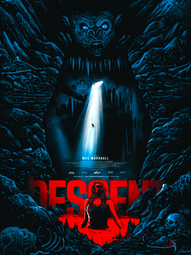 Alternative Art list : The Descent Gary Pullin