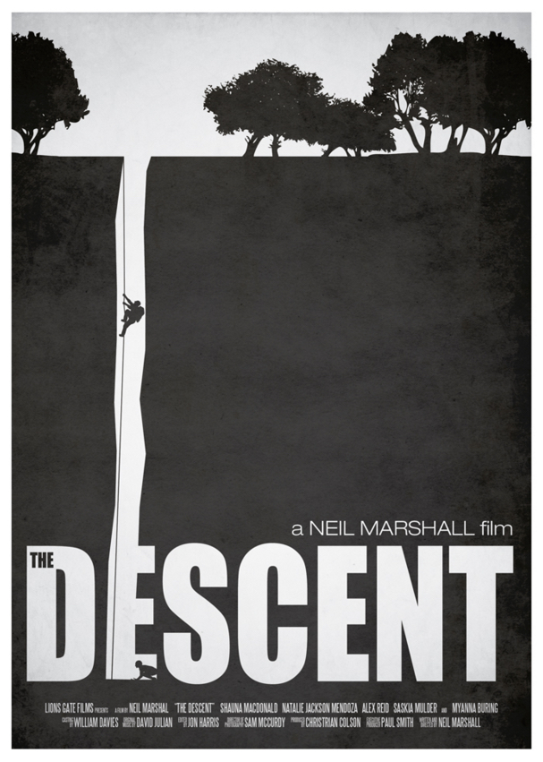 Alternative Art List : The Descent Ryan Black
