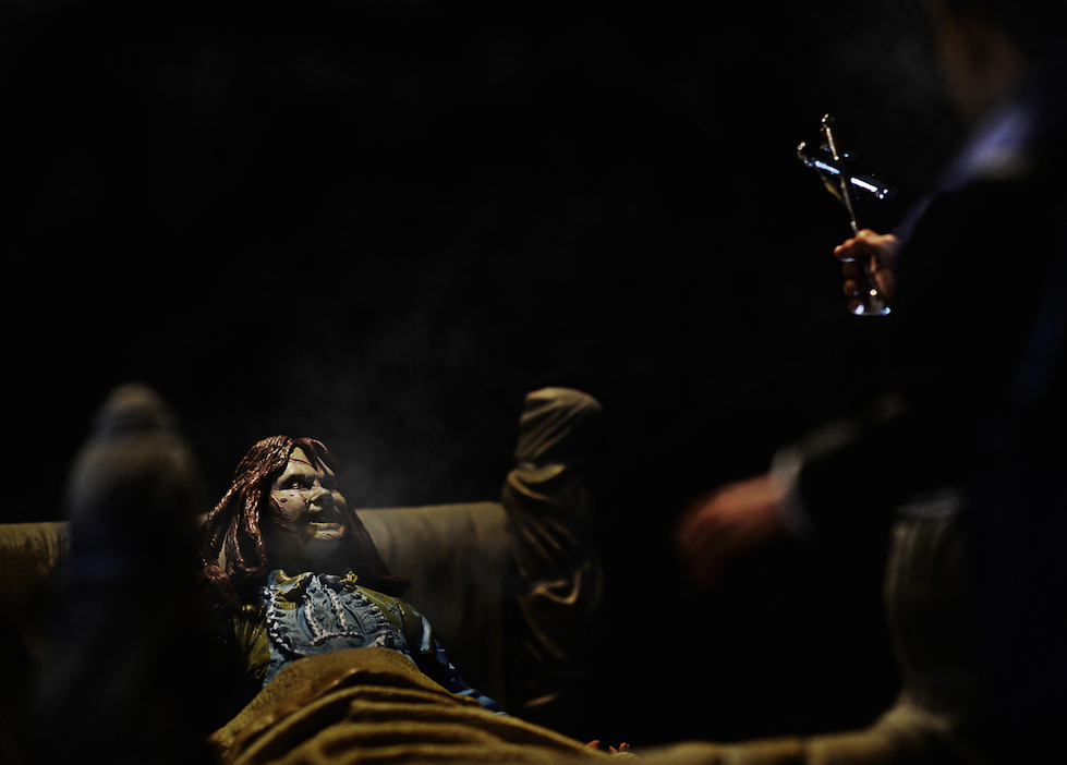 The Exorcist Action Figures