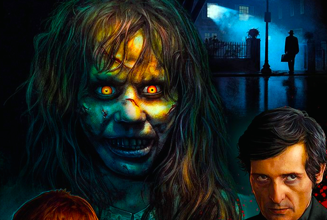 The Exorcist Alternative Poster Art List - Halloween Love