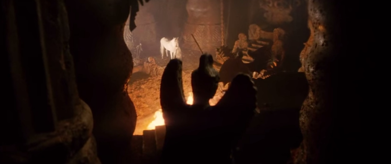 The Exorcist Statue In Legend - Pic 2 The Castle