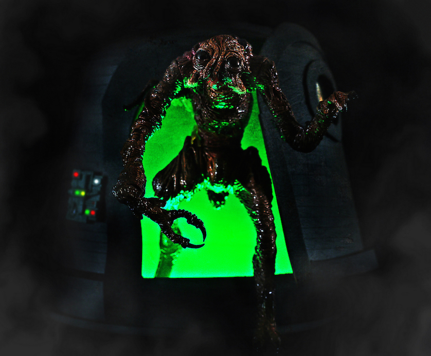 The Fly Action Figure