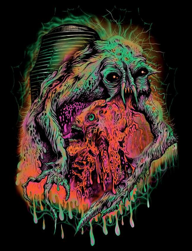 Alternative Art List : The Fly Cavitycolors