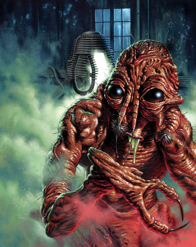 Alternative Art List : The Fly Jason Edmiston