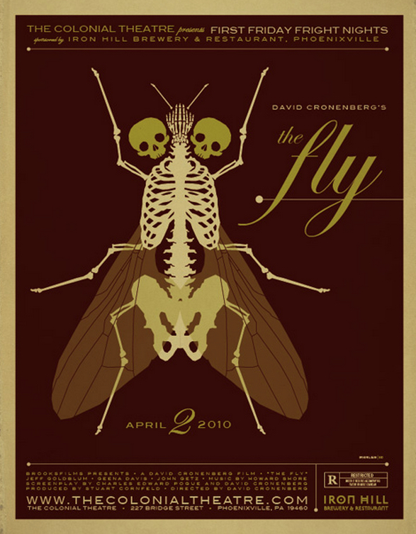 Alternative Art List : The Fly Tom Whalen