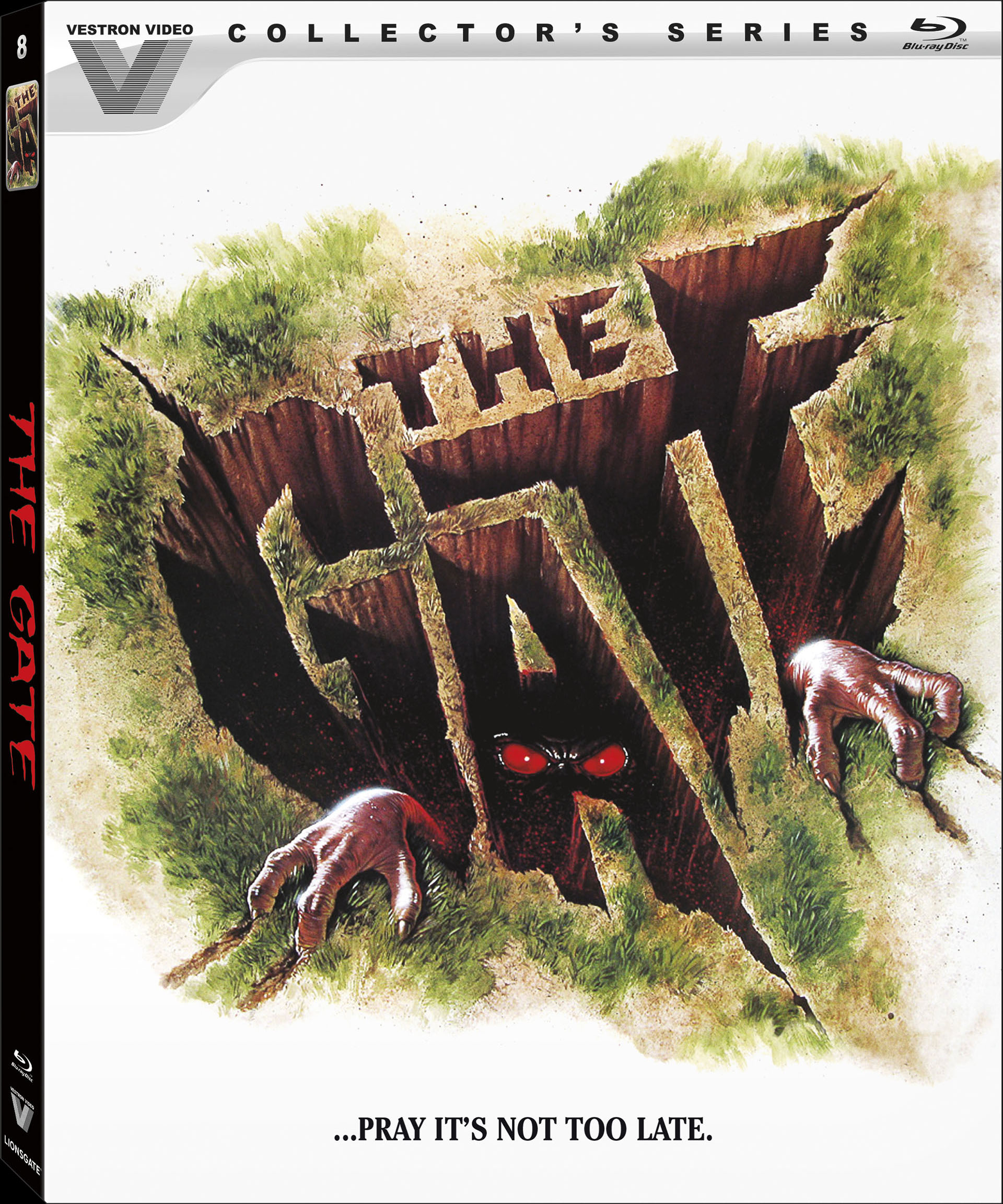 The Gate Box Art