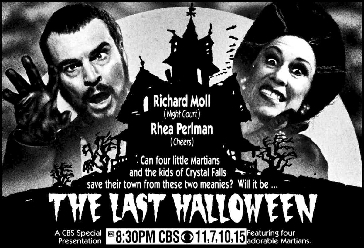 The Last Halloween special