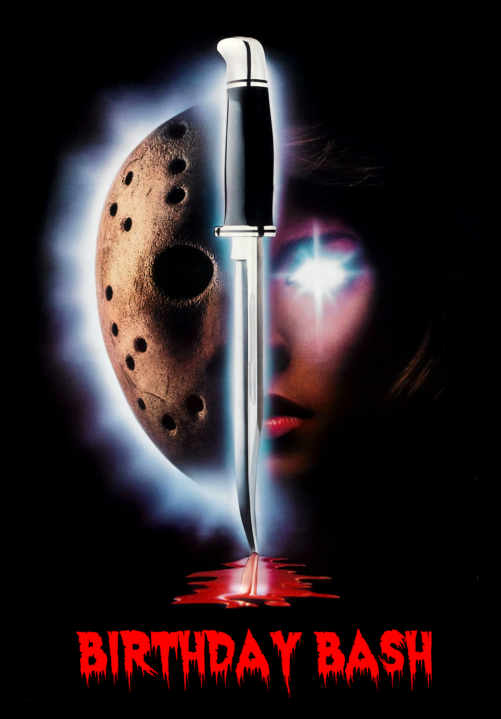 Friday The 13th Trivia - Birthday Bash Poster