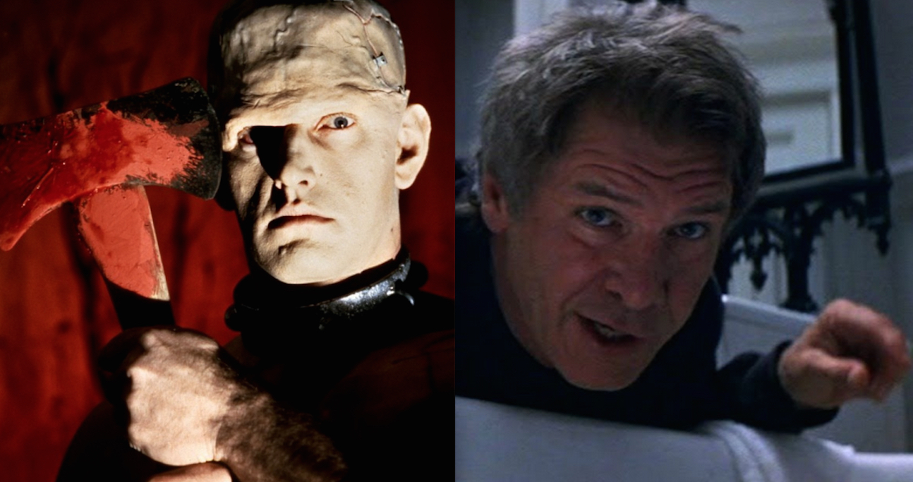 The Original Star Wars Cast in Horror Movies