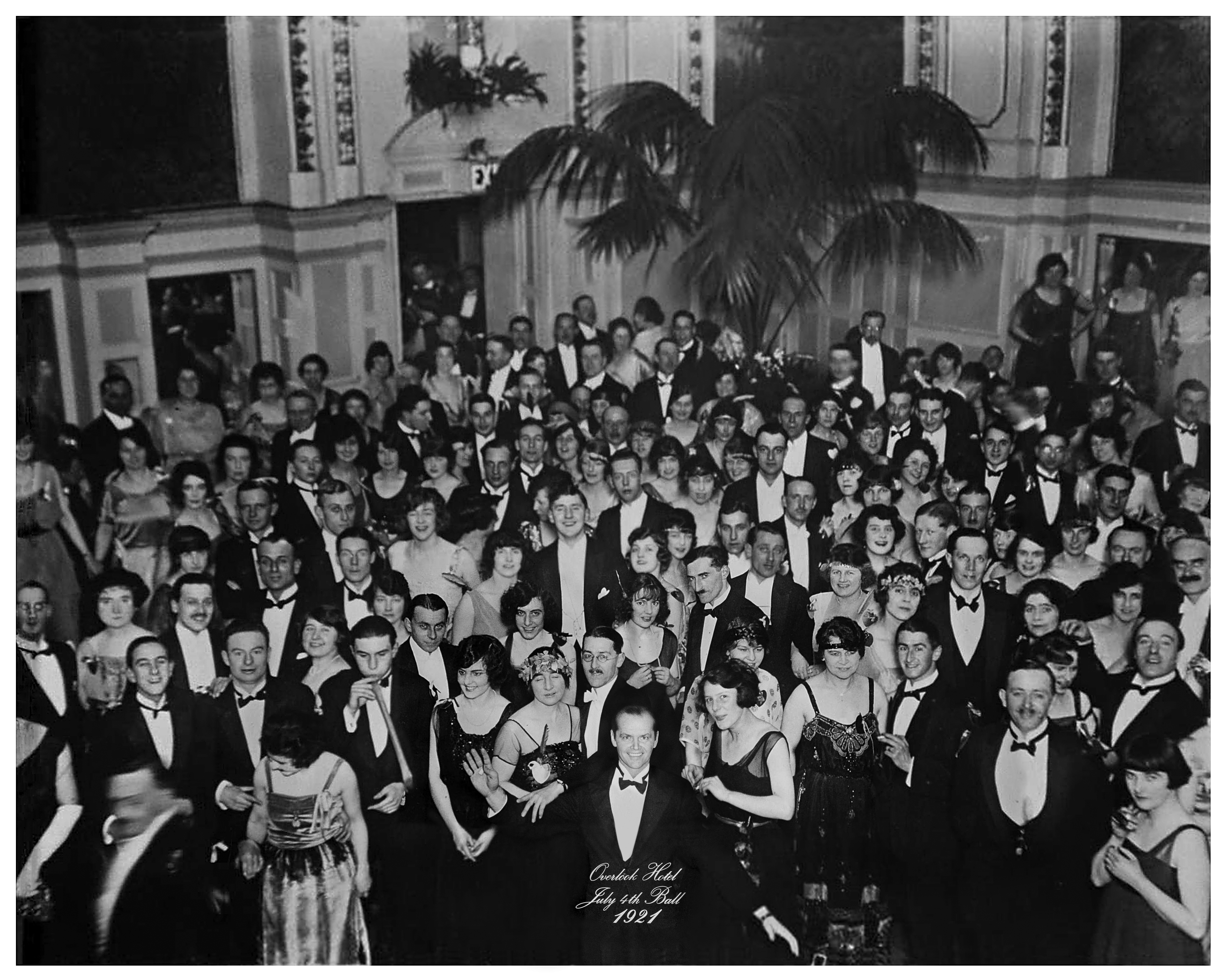The Shining — Overlook Hotel Staff
