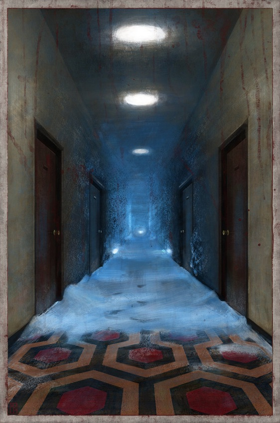 The Shining Poster : Matthew Rabalais