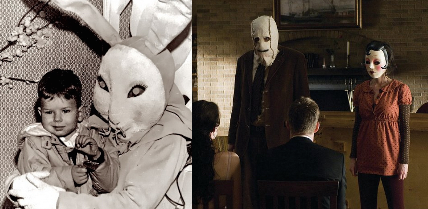 The Strangers Creepy Easter Bunny