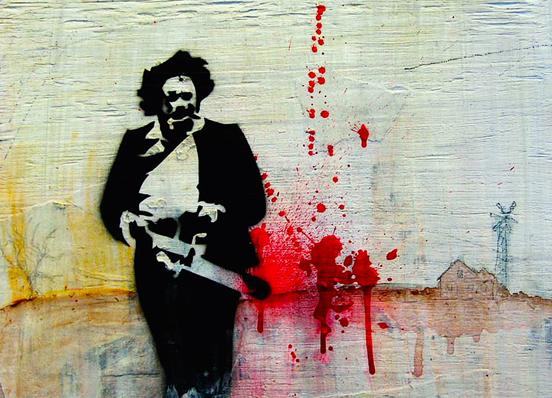 The Texas Chainsaw Massacre Alternative Art List Halloween Love