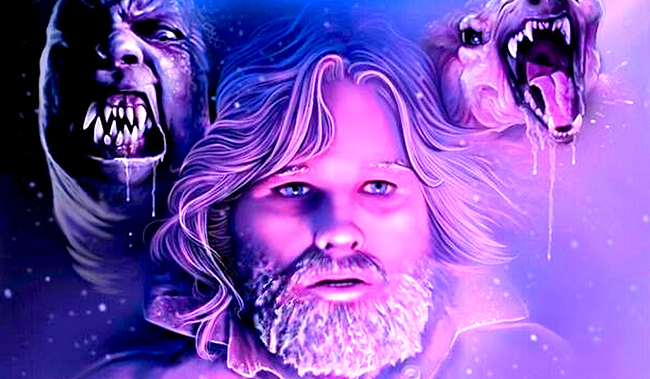 The Thing Alternative Poster List Halloween Love