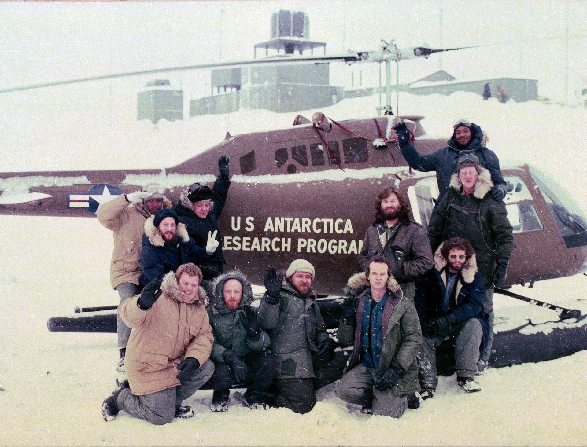The Thing Cast Group Photo - Joel Polis Interview