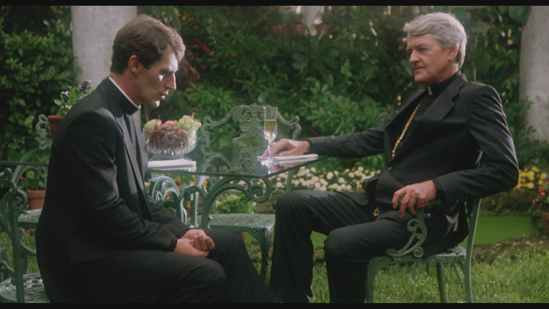 Hal Holbrook in The Unholy