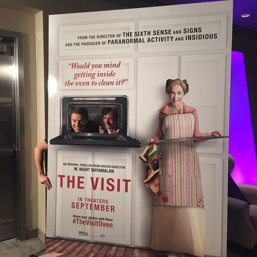 The Visit M. Night